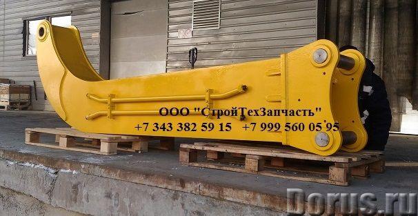 Гусёк-удлинитель 3 метра рукояти экскаватора 20 тонн - Запчасти и аксессуары - У нас вы можете приоб..., фото 2