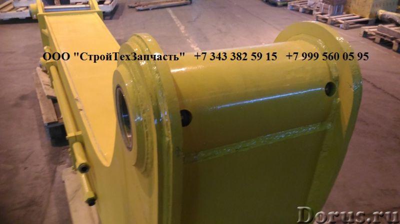 Гусёк-удлинитель 3 метра рукояти экскаватора 20 тонн - Запчасти и аксессуары - У нас вы можете приоб..., фото 3